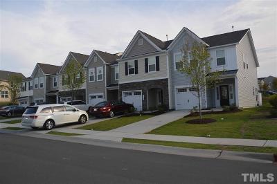 Morrisville Rental For Rent: 1125 Falcon Ridge Lane