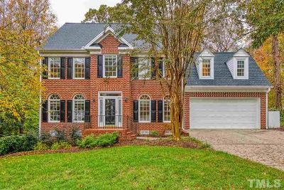Cary Single Family Home For Sale: 201 Highlands Lake Drive