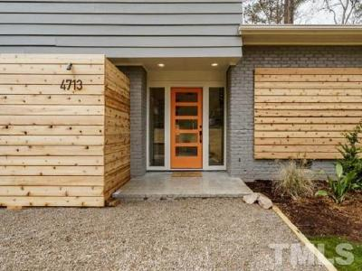 Raleigh Single Family Home For Sale: 4713 Yadkin Drive