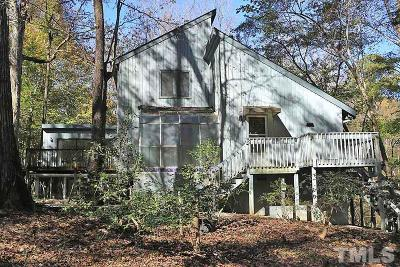 Chapel Hill Single Family Home For Sale: 2307 Stansbury Road