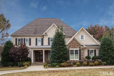 Holly Springs Single Family Home For Sale: 4508 Goosehaven Lane