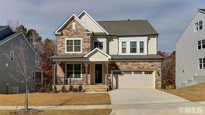 Raleigh Single Family Home For Sale: 8812 Moss Glen Drive