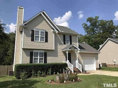 Holly Springs Rental For Rent: 208 Texanna Way