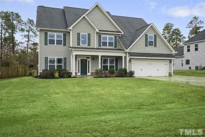 Sanford NC Single Family Home For Sale: $324,900