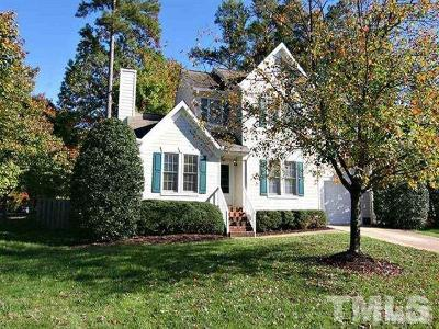 Cary Rental For Rent: 101 Town Creek Drive