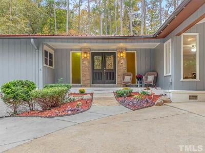 Raleigh Single Family Home For Sale: 3205 Manor Ridge Drive