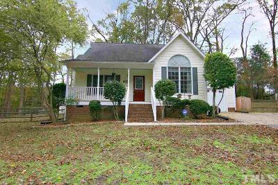 Durham Single Family Home For Sale: 6610 Lipscomb Drive