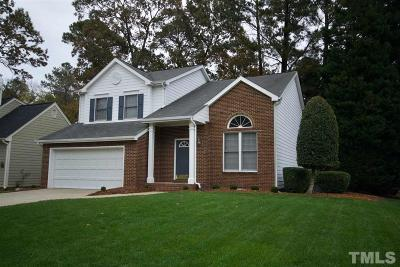 Cary Single Family Home For Sale: 100 E Skyhawk Drive