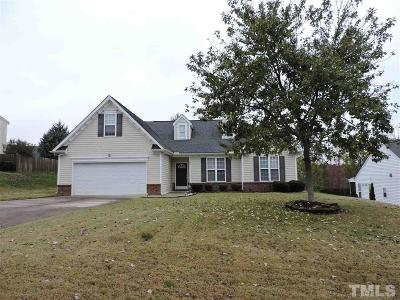 Knightdale Single Family Home For Sale: 105 Chalkely Court