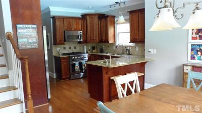 Wake Forest NC Single Family Home For Sale: $399,000