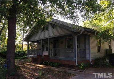 Durham Rental For Rent: 716 Crosby Road