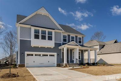 Apex NC Single Family Home Pending: $552,000