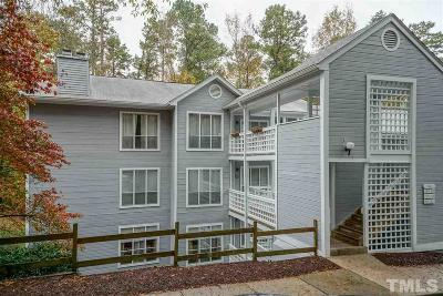 Raleigh NC Condo For Sale: $137,500