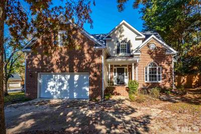 Cary NC Single Family Home For Sale: $399,500
