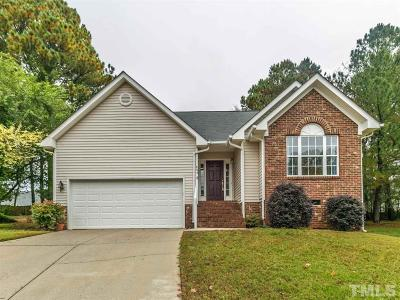 Wake Forest Single Family Home For Sale: 609 Shiretown Lane