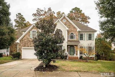 Durham County Single Family Home For Sale: 1614 Crystal Creek Drive