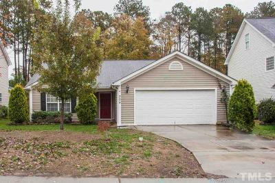 Holly Springs Single Family Home Contingent: 305 Braxman Lane