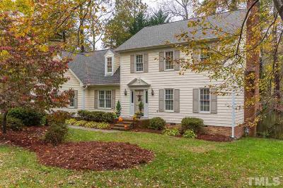 Cary NC Single Family Home For Sale: $367,500