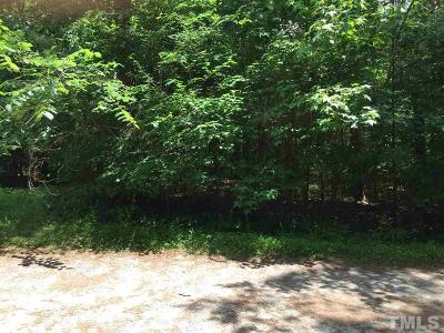 Franklin County Residential Lots & Land For Sale: Lot 7 Garner Way