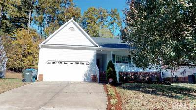 Durham Single Family Home For Sale: 517 Wheeling Circle