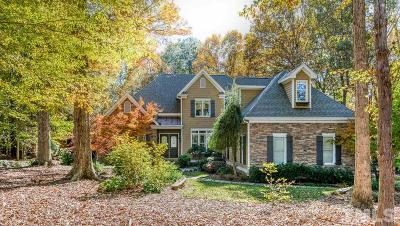 Raleigh Single Family Home For Sale: 3005 Lattyes Lane