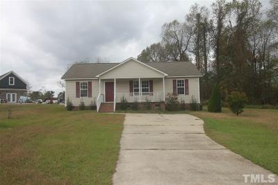 Johnston County Single Family Home For Sale: 149 Meade Drive