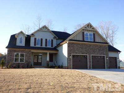 Garner Single Family Home For Sale: 23 Look Drive