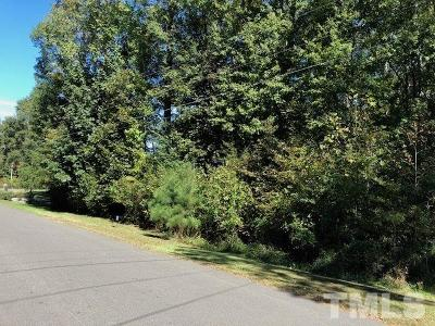 Durham County Residential Lots & Land For Sale: 5108 Troon Lane
