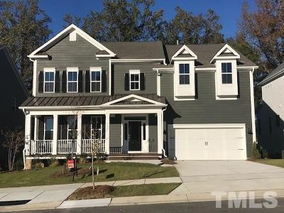 Wake Forest NC Single Family Home For Sale: $491,975