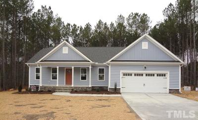 Louisburg Single Family Home For Sale: 70 Northdale Court