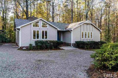 Wake County Single Family Home For Sale: 3109 Shadwell Court