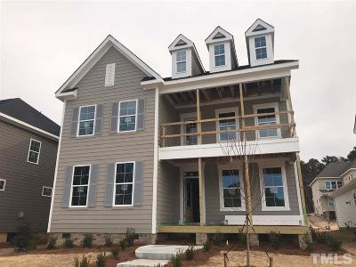 Wake Forest Single Family Home For Sale: 8912 Kitchin Farms Way #Lot 310