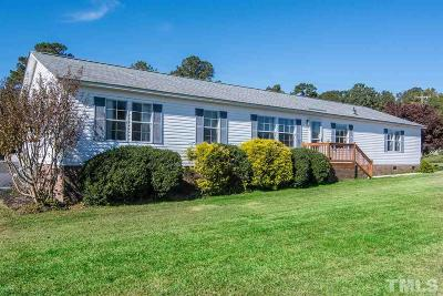 Johnston County Single Family Home For Sale: 8879 Flower Hill Road