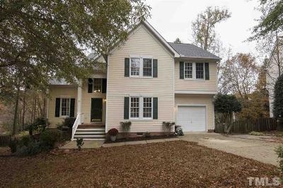 Cary Single Family Home For Sale: 108 New Holland Place