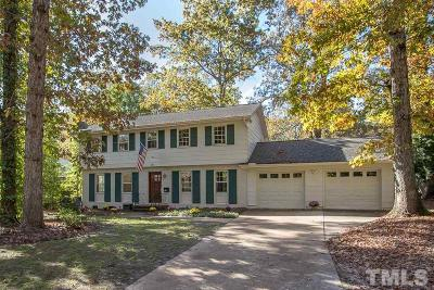 Cary Single Family Home For Sale: 602 Ellynn Drive
