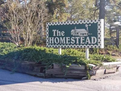 Harnett County Residential Lots & Land For Sale: 103 Kingsley Drive