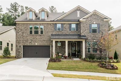 Durham Single Family Home Contingent: 1209 Capstone Drive