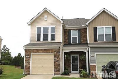 Raleigh Rental For Rent: 3810 Tresco Crossing