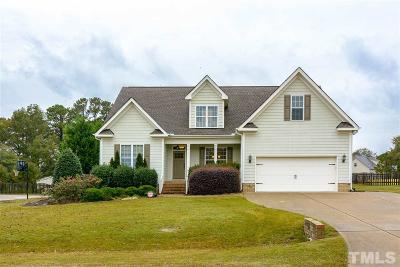 Fuquay Varina Single Family Home For Sale: 7220 Vintage Glen Way