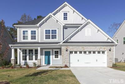 Knightdale Single Family Home For Sale: 4901 Stony Falls Way #Lot 69