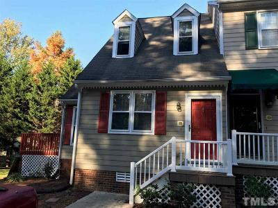 Wake Forest Rental For Rent: 1022 S Main Street #D