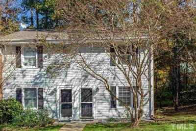 Cary Rental For Rent: 1261 Donaldson Court