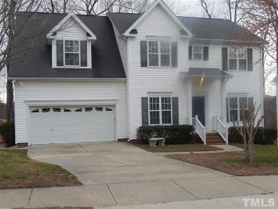 Cary Rental For Rent: 111 Kindred Way
