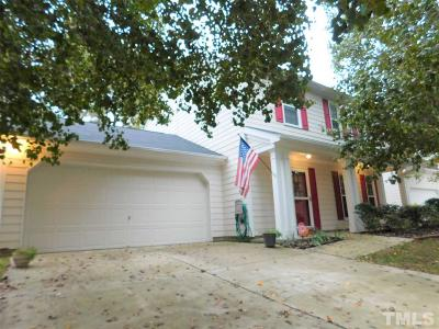 Durham Single Family Home For Sale: 517 Crossview Lane
