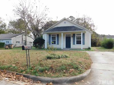 Wake Forest Rental For Rent: 716 E Nelson Avenue