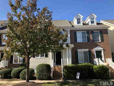 Cary Rental For Rent: 305 Madison Grove Place