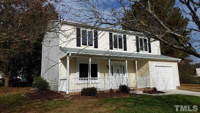 Durham Single Family Home For Sale: 101 Braine Court