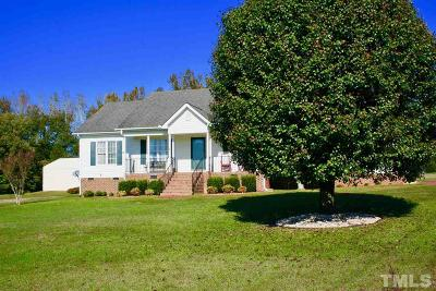 Johnston County Single Family Home For Sale: 842 Penwood Road