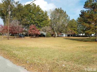 Wake County Commercial Lots & Land For Sale: 7601 Purfoy Road