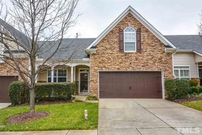 Apex Townhouse For Sale: 5046 Homeplace Drive